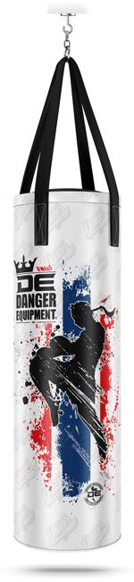 Danger punching bag