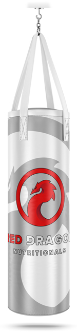 Red dragon nutritionals Punching bag