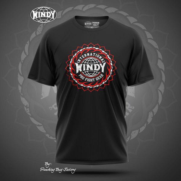 windy international t-shirt